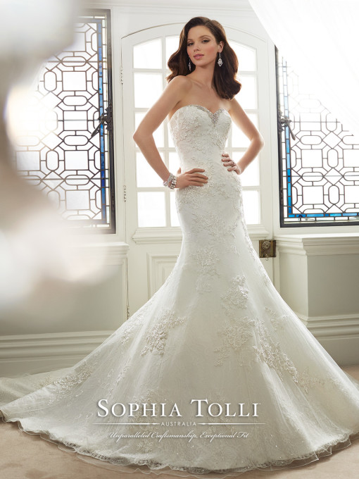 Sophia Tolli - Dido - Was £1300 Now £650