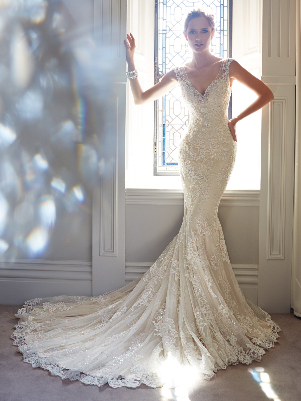 Sophia Tolli - Leigh - Was £1590 Now £700