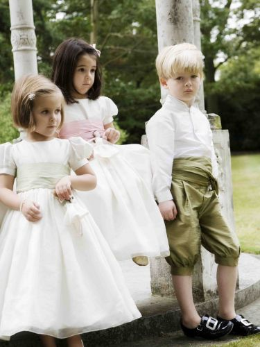 Pageboy & girls